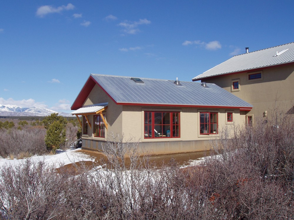 Solar Home Building Plans Durango Solar Homes